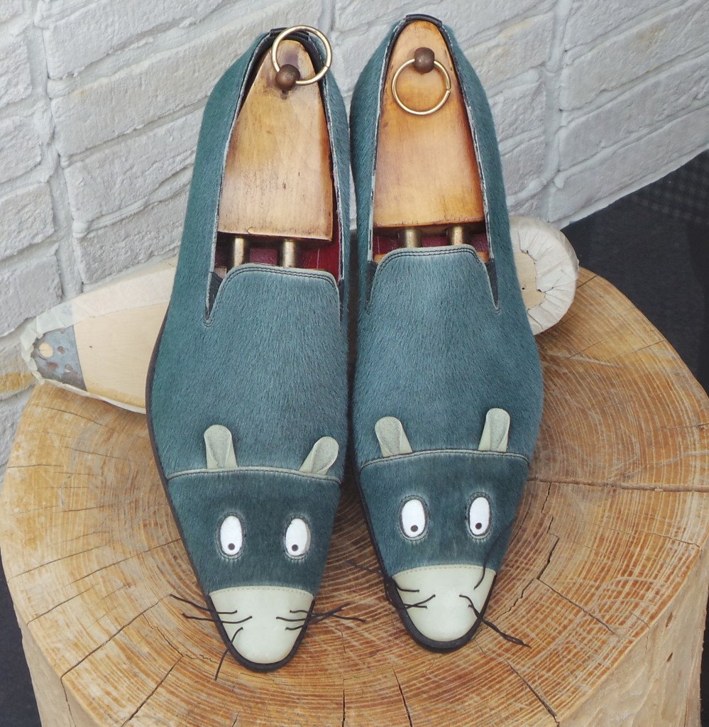 Mouse shoes from Tokyo