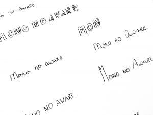 mono no aware japan