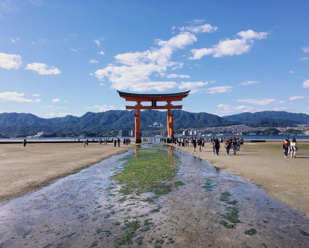 miyajima hiroshima japan celeste ortelee