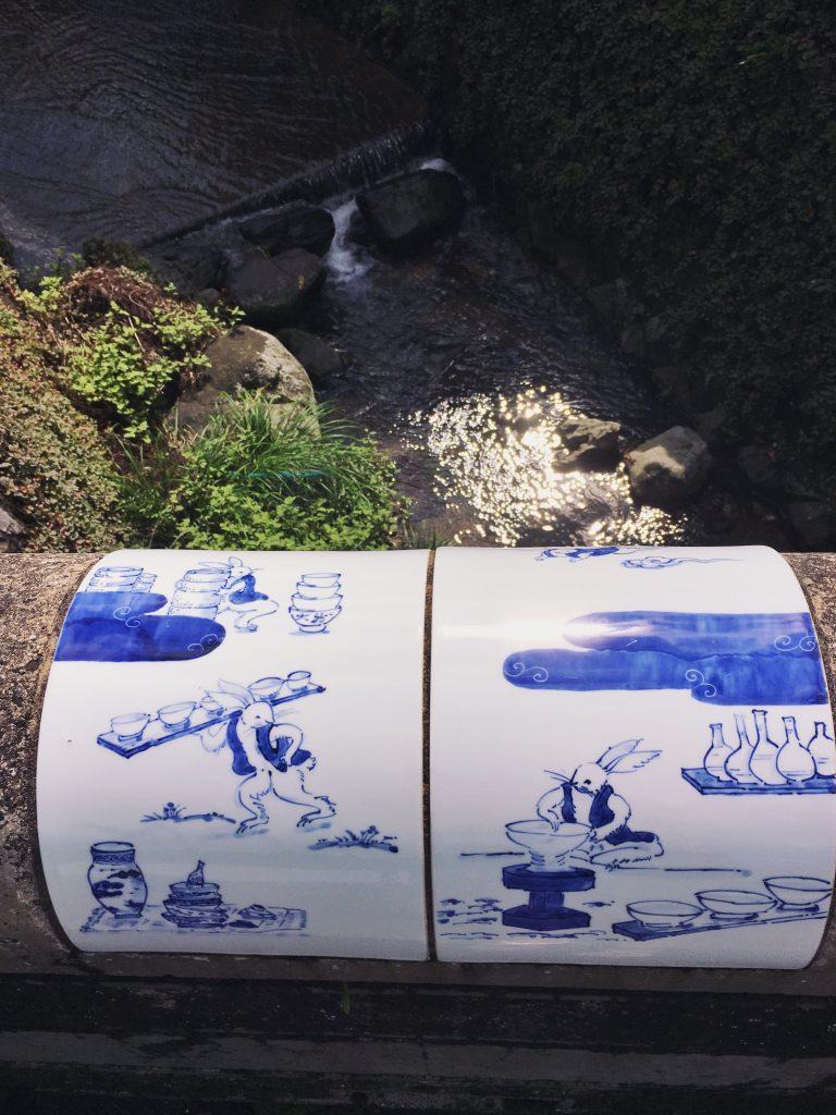 Hasami japan keramiek