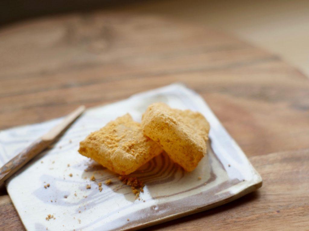 warabi mochi japanese food japanse gerechten