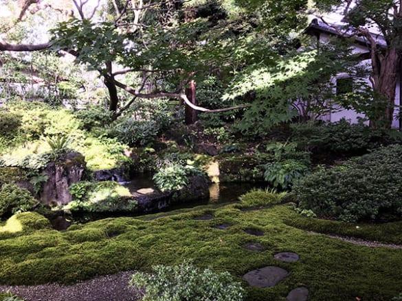 Obuse open gardens japan