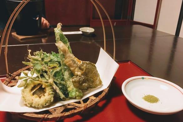 tempura soba nagano japan