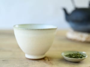 Tea bowl titan matt